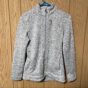 Andrew March New York Full Zip Fleece Sweater